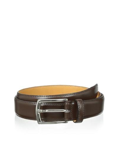 Leone Braconi Men's Soave Slim Belt