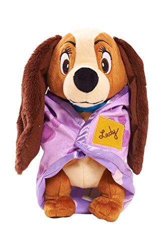 Disney Classic Characters Sweet Snuggles Lady Plush