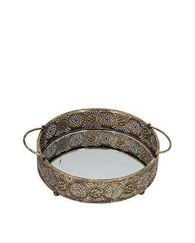 Mirrored Tray, 12