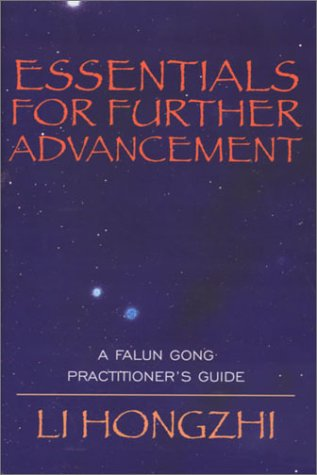 Essentials for Further Advancement: A Falun Gong Practitioner's Guide PDF