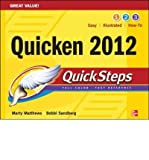 img - for [ Quicken 2012 QuickSteps[ QUICKEN 2012 QUICKSTEPS ] By Matthews, Marty ( Author )Nov-04-2011 Paperback book / textbook / text book