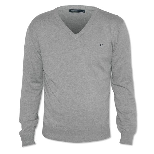 French Connection Mens French Connection Grey 58H9P Jumper Grey X-Large