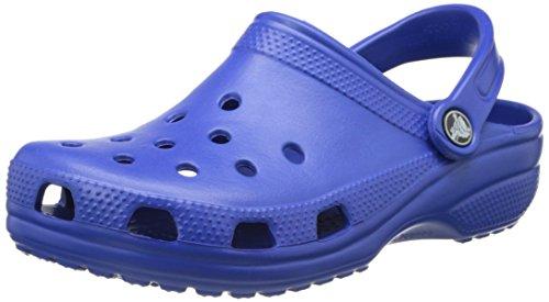 comparamus crocs classic unisex clogs blau cerulean blue gr 42 43 eu. Black Bedroom Furniture Sets. Home Design Ideas