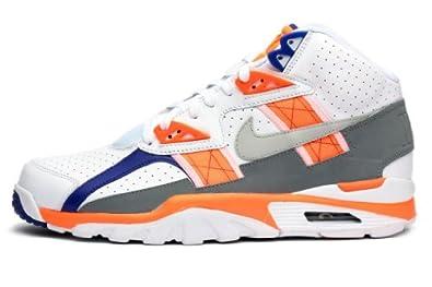 Nike Mens Air Trainer Sc High Grey Orange 302346-106 15