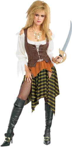 Pirate Wench Adult Costume - Womens Std.