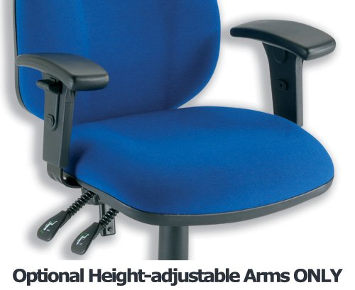 Trexus Optional Chair Arms Height-adjustable [Pair]