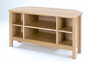LPD Furniture Oakridge Corner TV Unit