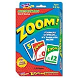 Trend Zoom Math Card Game for Ages 9 and Up (TEPT76304)