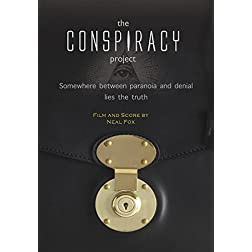 The Conspiracy Project - DVD