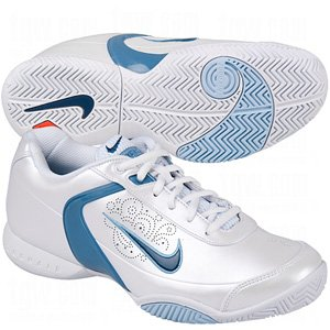 Nike Women's NIKE AIR ZOOM MYSTIFY IV TOUR TENNIS SHOES