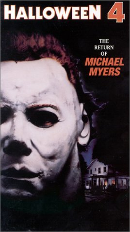 Halloween 4 [VHS] [Import]