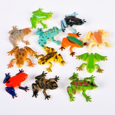 Club Earth Poison dart frogs set: A walkaround by Kikimalou 41148Z66ubL
