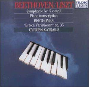 ベートーヴェン (リスト編曲) : 交響曲第5番 「運命」