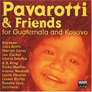 Ricky Martin - Pavarotti und Friends, Vol. 6 - Zortam Music