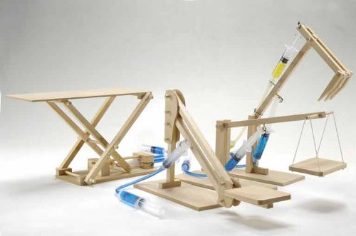 Simple Machines Series: 4-in-1 Multipack, Hydraulic Machines
