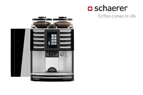 Schaerer Coffee Art Touchit 1 Milk Espresso Machine Model Dfhtouch1Milk