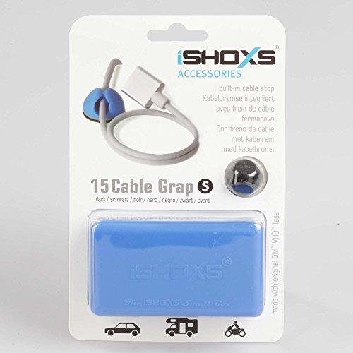 ishoxs cable graps kfz kit 15x small f r kabel bis zu 4mm durchmesser f r kabelorganisation im. Black Bedroom Furniture Sets. Home Design Ideas