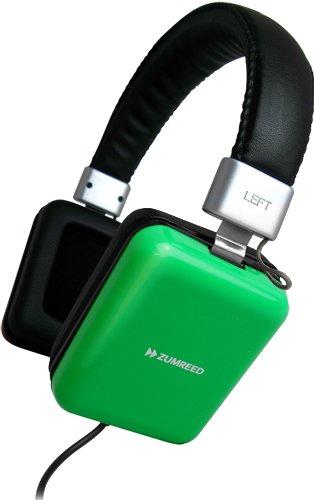 Zumreed / Square Headphones, Green