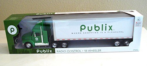 publix-radio-control-18-wheeler-1-32-scale-20-inches-long