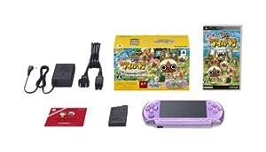 PSP「プレイステーション・ポータブル」 はじめようアイルー村パック(PSPJ-30016)