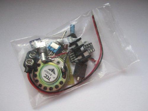 Portable Guitar Amplifier Kit