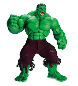 Hulk Movie Toy Biz Action Figure 13 Inch Raging Hulk