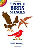 Fun with Birds Stencils (Dover Stencils)
