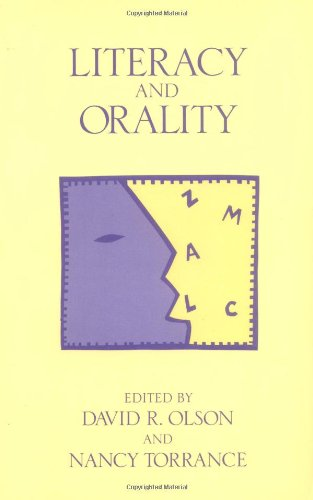 Literacy and Orality (Geography; 17)