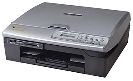 Brother DCP-110c Color Flatbed Multi-Function Center