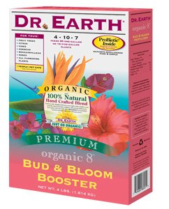 Dr. Earth Bud and Bloom Booster Fertilizer -