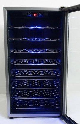 AKDY Electronic 32 BTL Wine Cooler Cellar Chiller