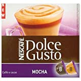 Nescafe Mocha for Nescafe Dolce Gusto Machine Ref 12051425 [Packed 48]