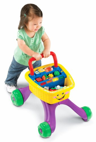 Fisher-Price Laugh & Learn Shop And Learn Walker