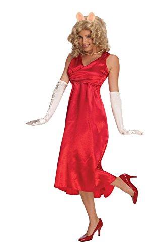 UHC W (Miss Piggy Costume Plus Size)