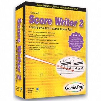 GenieSoft Score Writer 4