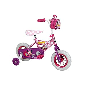 Huffy 10 inch Bike - Girls - Minnie Mouse