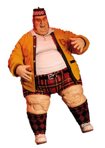 Buy Low Price McFarlane Austin Powers Fat Man Doll 9inches Figure (B00004TFVG)