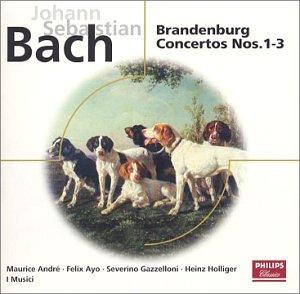 Brandenburg Ctos 1 2 & 3 - Eloquence