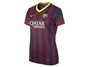 2013-14 Barcelona Home Nike Ladies Shirt by Nike