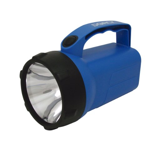 Dorcy 41-2087 Luminator Floating Waterproof Krypton Flashlight Lantern 40-Lumens Assorted ColorsB0000AUT04