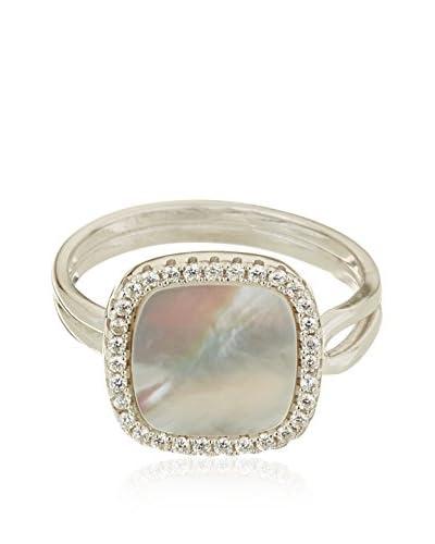 Cordoba Jewels Anello Royal Zirconium Nácar