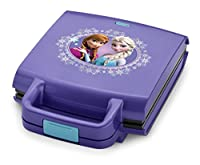 Disney DFR-4 Frozen Sisters Waffles on a Stick Maker, Lavender