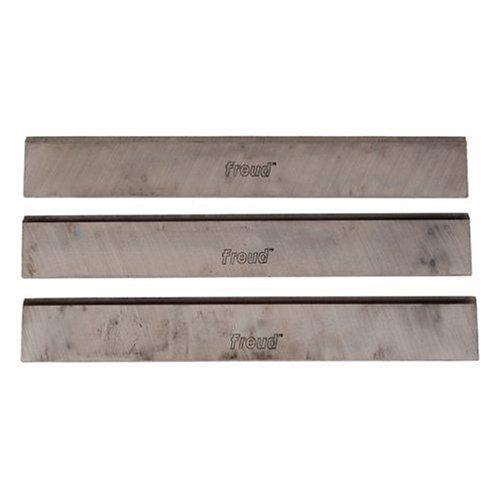 Freud C520 12-Inch x 3/4-Inch x 1/8-Inch Planer Knives - 3-Piece Set
