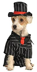 Pet Costume Mob Dog Medium by MCS