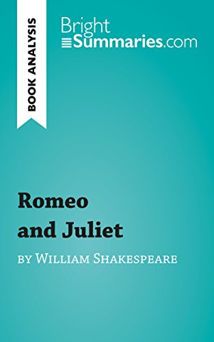 an analysis of a tale of two lovers romeo and juliet by william shakespeare Romeo and juliet released in london around 1595 was one of two major tragedy plays written by sir william shakespeare often thought to be the greatest dramatist this world has ever known, proven by the fact that the story of his victimised, star crossed lovers still lives on in the hearts of people today.