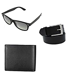 SUNGLASSES COMBO WITH BELT AND WALLET