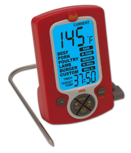 Taylor 808 Weekend Warrior Programable Thermometer / Timer