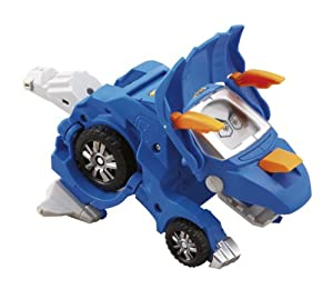 Vtech - 122405 - Jeu Electronique - Switch and Go Dino- Kiops- Le Triceratops