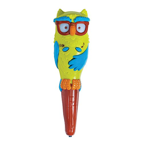 Educational Insights Hot Dots Jr. Ollie - The Talking Teaching Owl
