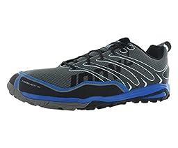 Inov-8 Men\'s Trailroc 255 Trail Runner,Grey/Blue,12 D US